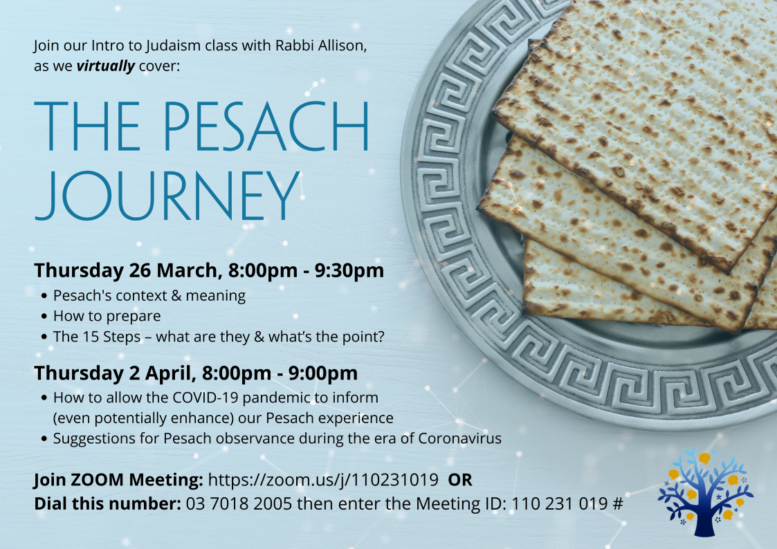 Intro To Judaism_The Pesach Journey-correct
